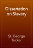 St. George Tucker - Dissertation on Slavery artwork