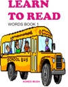 Learn To Read Words Book One
