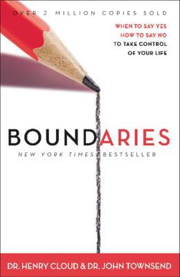 Boundaries - Henry Cloud & John Townsend book