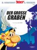 René Goscinny - Asterix 25 Grafik