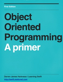 Object Oriented Programming - Darren James Harkness