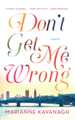 Don't Get Me Wrong Book Cover