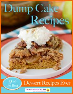 Dump Cake Recipes: 9 of the Best Dessert Recipes Ever Book Review