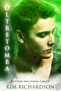 Oltretomba (Custodi dell'Anima Libro 4) Libro Cover