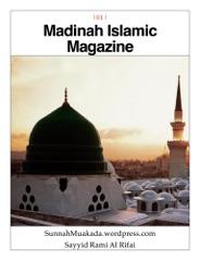 Madinah Islamic Magazine 01