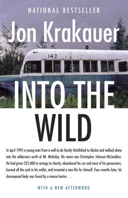 Into the Wild - Jon Krakauer book