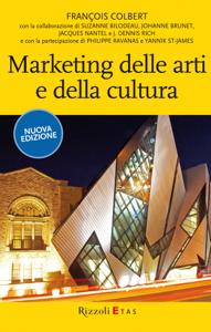 Marketing delle arti e della cultura Libro Cover