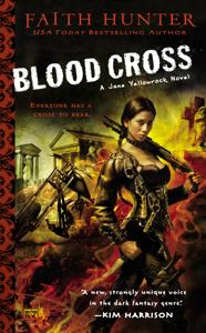 Blood Cross Boekomslag