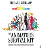 The Animator's Survival Kit Book Cover
