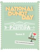 National Bundt Day 2014 (Tomo II)
