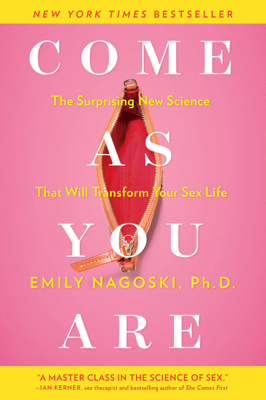 Come as You Are - Emily Nagoski book