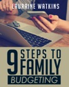 9 Steps To Family Budgeting
