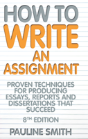 Pauline Smith - How to Write an Assignment, 8th Edition artwork