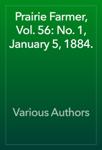 Prairie Farmer, Vol. 56: No. 1, January 5, 1884.