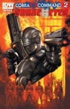Snake Eyes: Cobra Command Part 2 #9