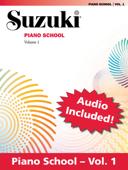 Suzuki Piano School - Volume 1 Book Cover