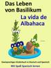 Colin Hann - Das Leben von Basilikum: La vida de Albahaca. Kostenfreies zweisprachiges Kinderbuch in Deutsch und Spanisch. ilustraciГіn