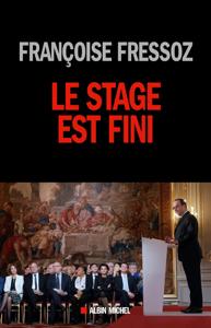 Le Stage est fini La couverture du livre martien
