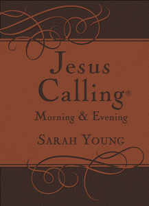 Jesus Calling Morning and Evening Devotional Summary