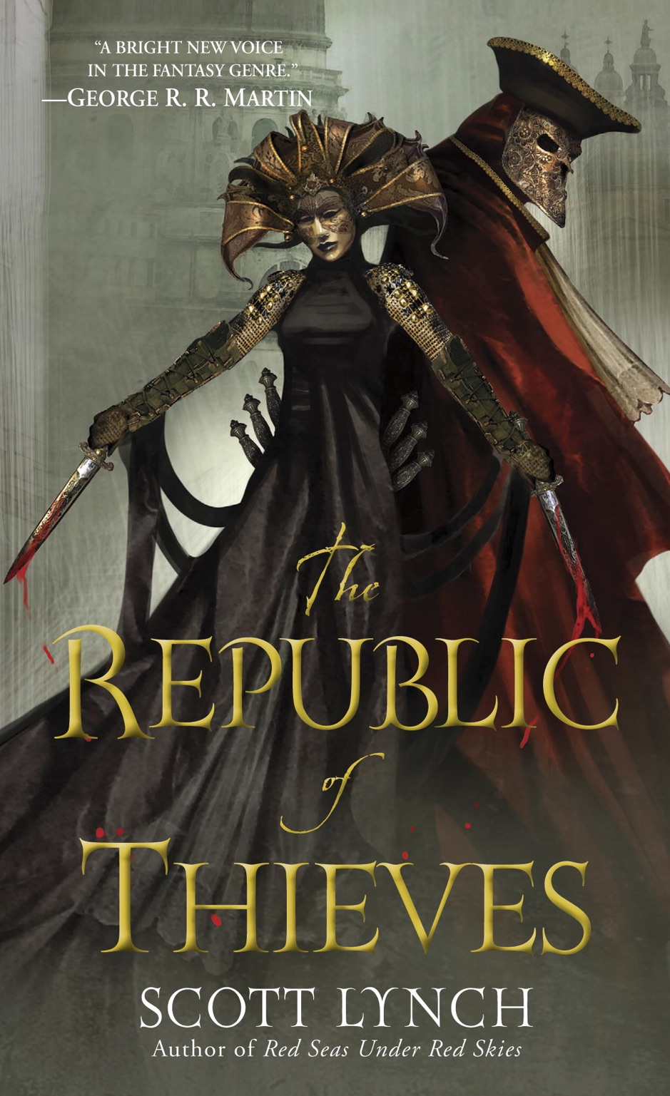 ‎The Republic of Thieves