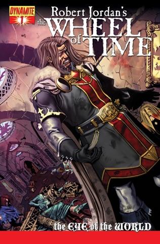 Robert Jordan's The Wheel of Time: The Eye of the World #1 PDF Download