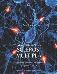 Guarire dalla sclerosi multipla Libro Cover
