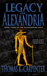 Legacy of Alexandria book