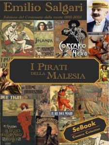 I pirati della Malesia Book Cover