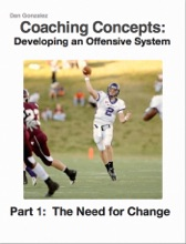 Developing An Offensive System:  The Need For Change