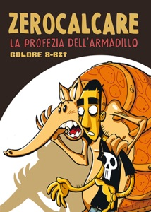 La profezia dell'armadillo Book Cover