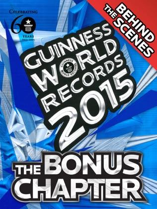 Guinness World Records 2015 Bonus Chapter book cover