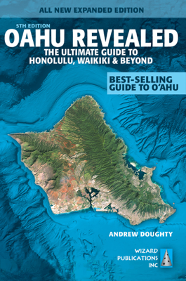Oahu Revealed - Andrew Doughty book