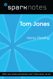 Tom Jones (SparkNotes Literature Guide)