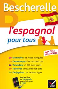 Bescherelle L'espagnol pour tous Couverture de livre