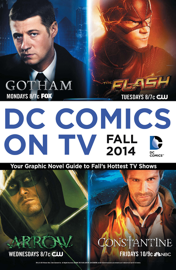 DC Comics on TV: Fall 2014 Graphic Novel Primer book