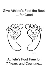 Give Athlete S Foot The Boot For Good