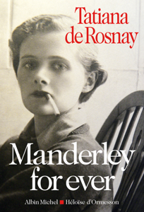 Manderley for ever La couverture du livre martien