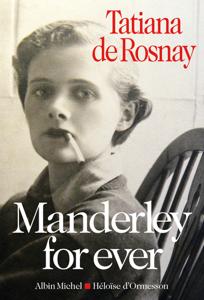 Manderley for ever La couverture du livre martien