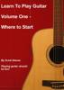 Scott Steven - Learn to Play Guitar  artwork