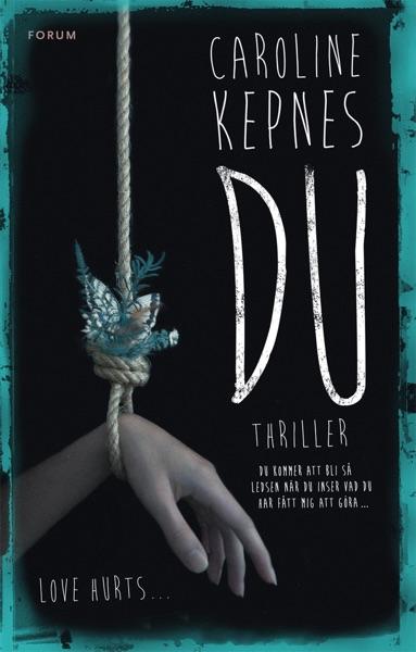 Du - Caroline Kepnes book cover