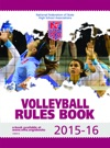 2015-16 Volleyball Rules Book