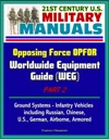 21st Century US Military Manuals Opposing Force OPFOR Worldwide Equipment Guide WEG Part 2 - Ground Systems - Infantry Vehicles Including Russian Chinese US German Airborne Armored