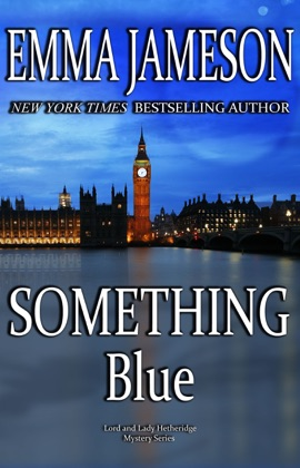 Something Blue book cover