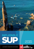 Red Paddle Co 2015 Product Brochure