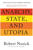 Anarchy, State, and Utopia Book Cover