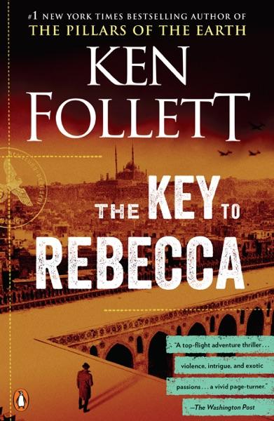 The Key to Rebecca - Ken Follett book cover