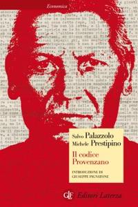 Il codice Provenzano Book Cover