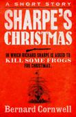 Sharpe's Christmas Book Cover