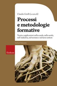 Processi e metodologie formative Libro Cover