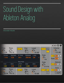 Sound Design with Ableton Analog book